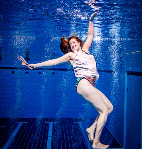 Carolyn Breeze Beneath The Surface of Masters swimming