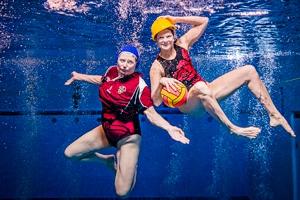 Beneath The Surface Water Polo Pippa Jones Brenda Grace