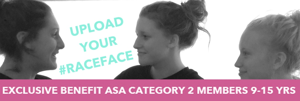 AquaZone Race Face competition #ASANat2015