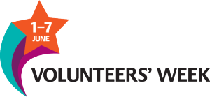 Volunteers' Week 2015 logo.