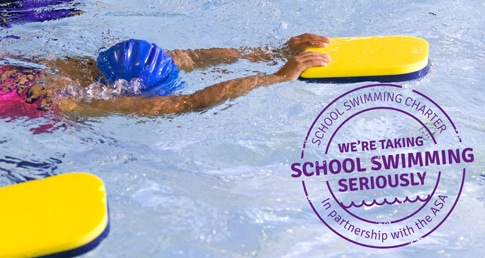 School Swimming Charter Anniversary